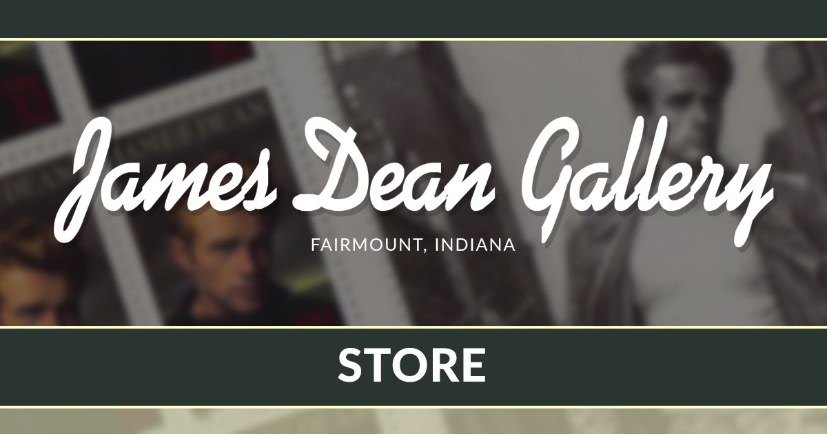 James dean clothing store